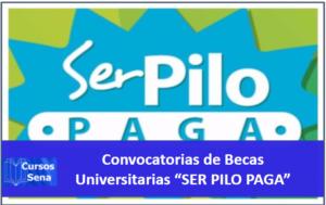 CONVOCATORIA DE BECAS UNIVERSITARIAS