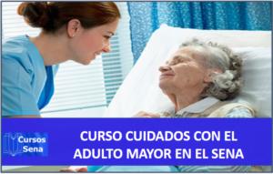 CURSO CUIDADOS CON EL ADULTO MAYOR