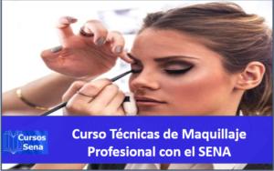 CURSO TÉCNICAS MAQUILLAJE PROFESIONAL