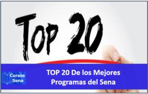 TOP 20 DE LOS MEJORES PROGRAMAS