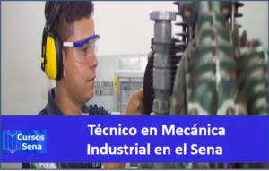 Técnico en Mecánica Industrial